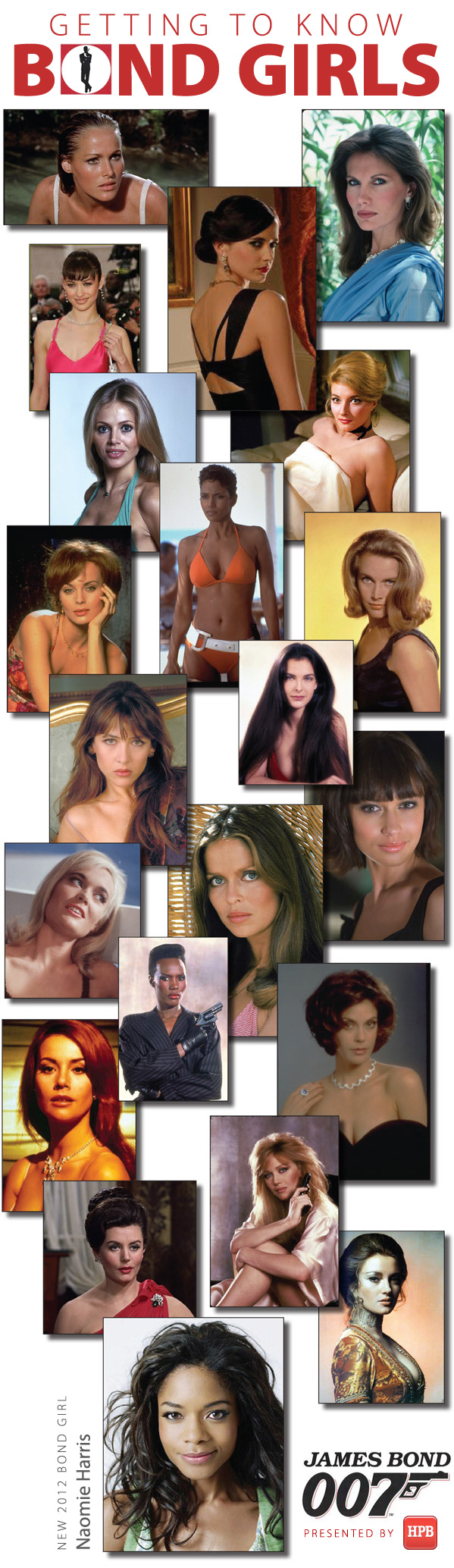Anticipating james bond s skyfall 8 things you may not have known about bond girls the half - Deguisement james bond girl ...