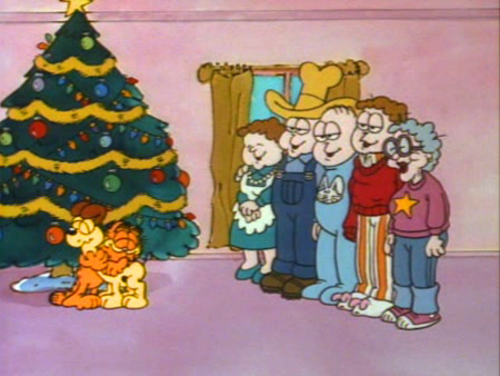 Hollywood does the holidays yule love these tv classics - Garfield noel ...
