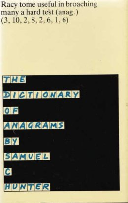 DictionaryOfAnagrams