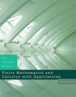 Finite Mathematics and Calculus