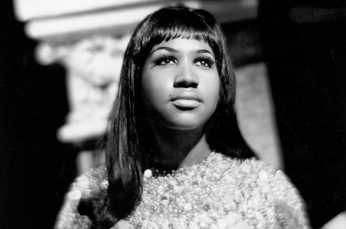 Queen Of Soul Portrait