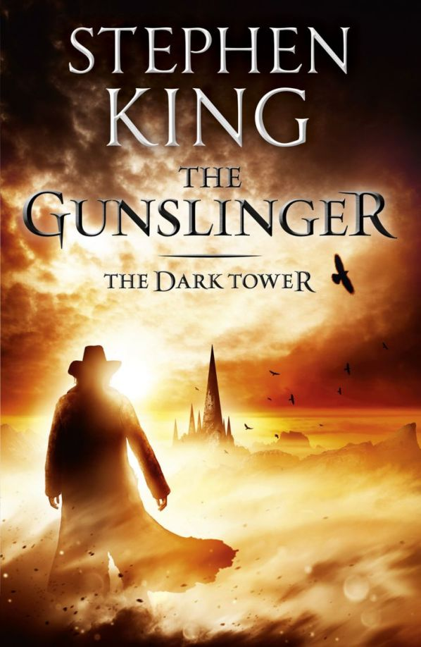 the dark tower gunslinger