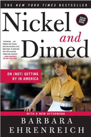 Nickel and Dimed_Barbara Ehrenreich
