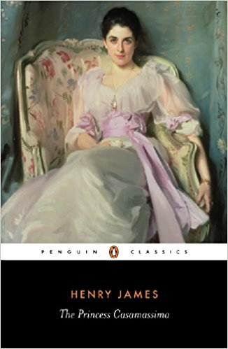 The Princess Casamassima_Henry James