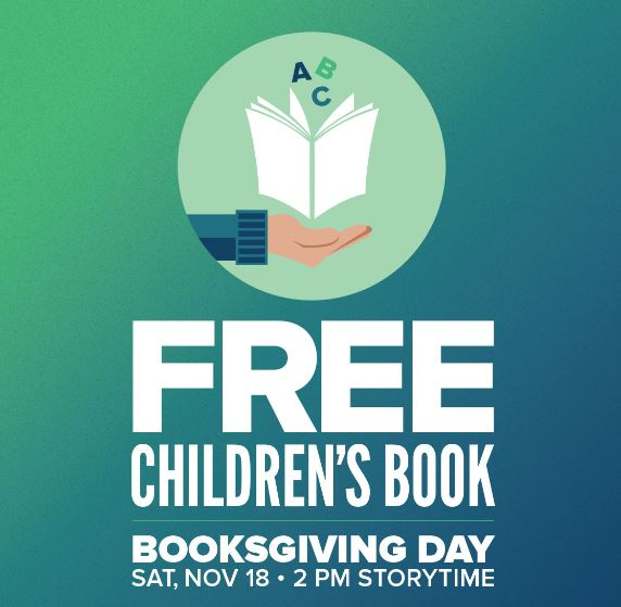 Booksgiving Day