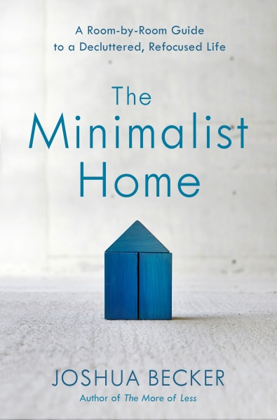 Minimalist Home Book Jacket