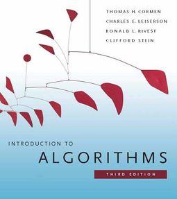 Intro to Algorithms