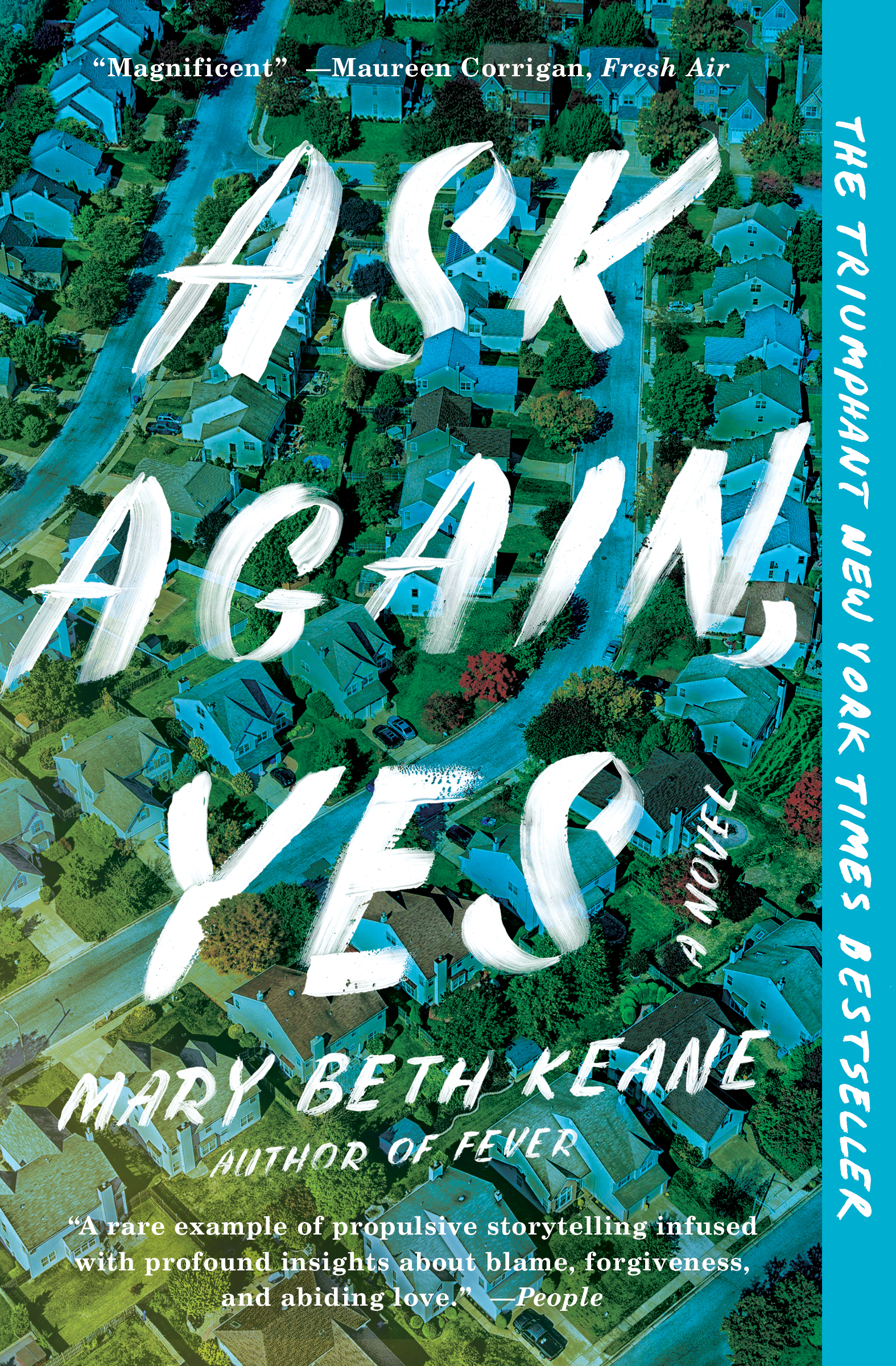 Ask Again, Yes pb by Mary Beth Keane